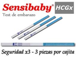 Sensibaby prueba de embarazo.